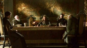 Juego-de-Tronos-Game-of-Thrones-Lord-Snow-Consejo-Real-Varys-Renly-Petyr-frikarte-300x168