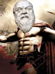Sócrates. El filósofo soldado