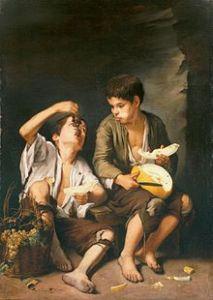 220px-Bartolomé_Esteban_Perez_Murillo_-_Trauben-_und_Melonenesser