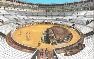 6 reconstruccion del coliseo interior ROMA