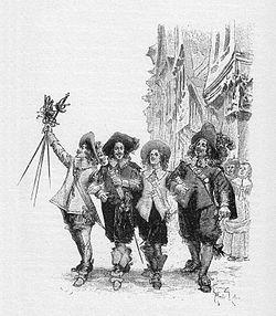 Dartagnan-musketeers